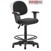 Cadeira Caixa Ergonômica Executiva RZSTS 160/BSII-B