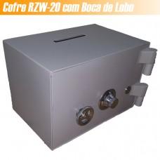 Cofre Mecânico RZW Horizontal Ônibus e Caminhões