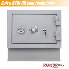 Cofre Mecânico de Embutir RZW-30FF