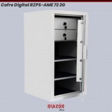 Cofre Digital RZPS-AME 72 2G com 2 gavetas