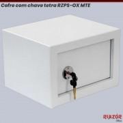 Cofre com trava por chave tetra RZPS-OX MTE