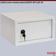 Cofre com chave tetra RZPS-BY LAP 41 MTE
