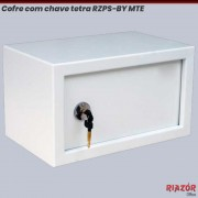 Cofre com chave tetra RZPS-BY MTE