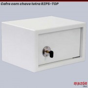 Cofre com chave tetra RZPS-TOP MTE