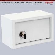 Cofre com chave tetra RZPS-TOP SLIM MTE