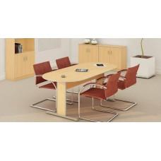 Mesa de Reunião Oval RZMV/UNO