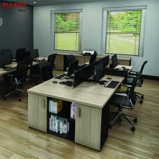 Plataforma de trabalho 4 lugares RZMV/PRI-40