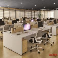 Plataforma de Trabalho 4 lugares RZMV/ATT