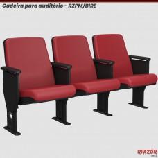 Poltrona para Auditório com assento rebatível RZPM/BIRE