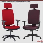 Cadeira Presidente Encosto Estofado – RZPM/BZ