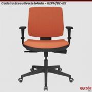 Cadeira Executiva Encosto Estofado – RZPM/BZ