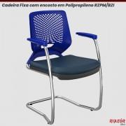 Cadeira Fixa Encosto em Polipropileno base Continua – RZPM/BZI