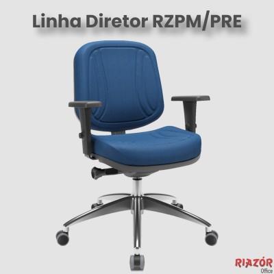 Cadeira Diretor com Costura – RZPM/PRE