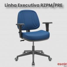 Cadeira Executiva com Costura – RZPM/PRE