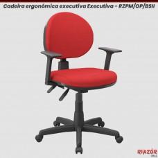 Cadeira Ergonômica Executiva - RZPM/OP/BSII