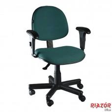 Cadeira para Escritório c/braços RZSTS 120B