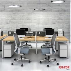 Plataforma de Trabalho 4 lugares RZMV/WPA