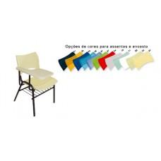 Cadeira Universitária com Prancheta Fixa RZPRI