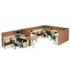 Estação de Trabalho 3 lugares RZMV/IPRE18