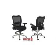 Cadeira diretor giratória RZFK-N.ERG