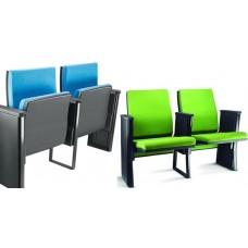 Poltrona para Auditório com assento rebatível RZSTMAX