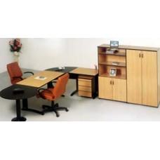 Mesa de Trabalho em 'L' RZMV/MX18